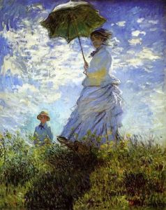 A Claude  Monet painting