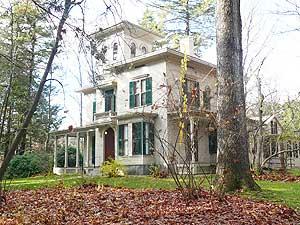 dickinson-house