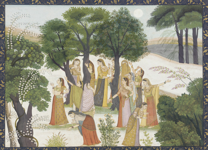 The_Gopis_Search_For_Krishna